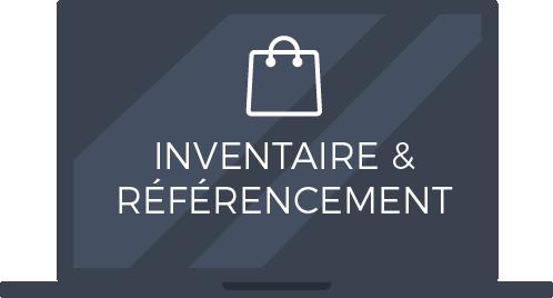 Inventaire et référencement